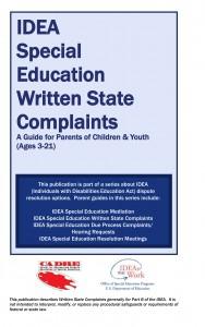Written complaints image